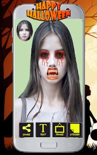 Halloween Makeup Editor - náhled