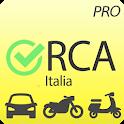 Verifica RCA Italia PRO icon