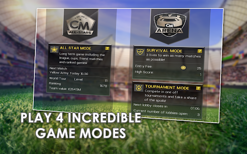 Championship Manager:All-Stars- screenshot thumbnail
