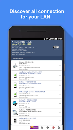 Network Scanner v1.8.1 [Unlocked]