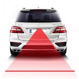 Protectie suplimentara pentru vizibilitate. Laser auto pentru ceata