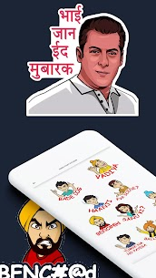 Hindi Chat Stickers For WhatsApp   WA Stickers 1.0 Mod Android Updated 1