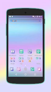 Azolla - Icon Pack screenshot 1
