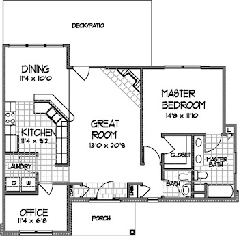 Go to Pierre Floorplan page.