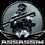 Sniper Fury Assassin 3D Gun Killer Shooting Games Icon