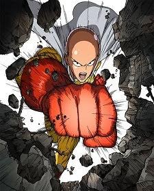 One Punch Man OVA thumbnail