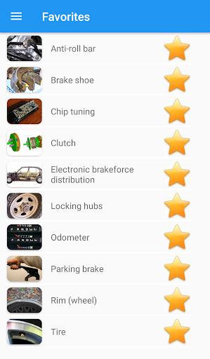 Auto parts. Automotive technologies 1.0.15 screenshots 7