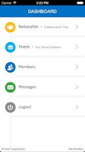 Intel® Network Builders screenshot