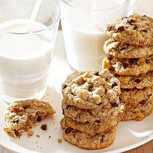 Oat bran biscuits healthy