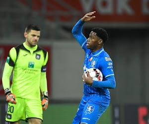 """Jonathan David flirt openlijk met Bundesliga, maar: """"Waarom niet nog een jaartje bij AA Gent blijven?"""""""