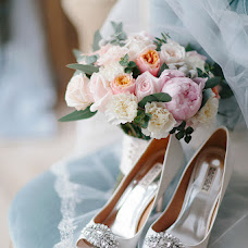 Wedding photographer Ekaterina Golovacheva (katyyya). Photo of 02.02.2017