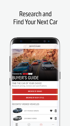 Automobile Magazine screenshot 1