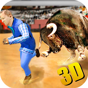 Wild Bull Attack Simulator 3D for PC and MAC