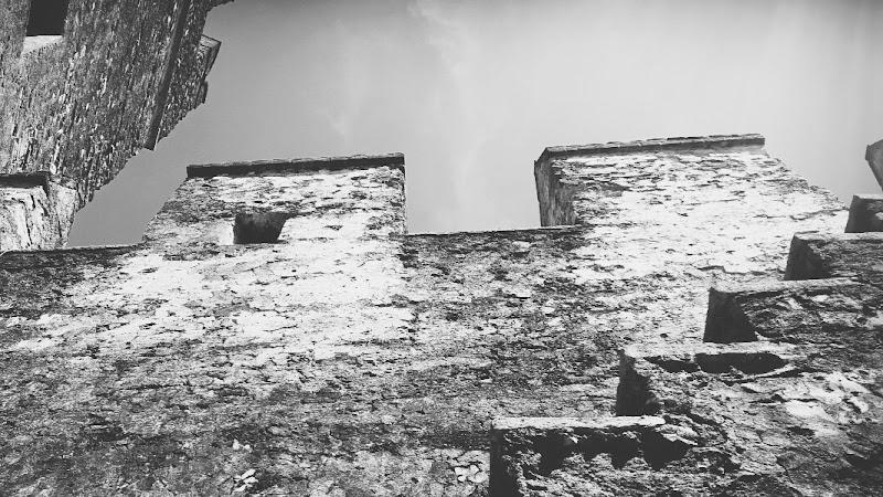 La scala delle mura... di BeaB