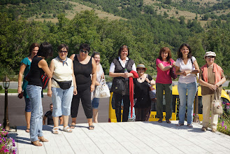 Photo: Гостите останаха очаровани от традиционното българско посрещане.
