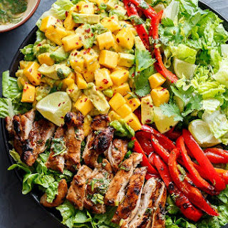Chicken Mango Avocado Recipes.