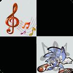 Sonic piano tiles