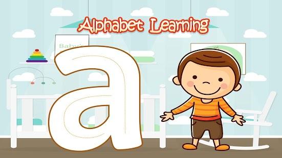 Alphabet Tracing Game for Kids screenshot 4