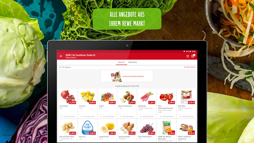 REWE - Online Shop & Märkte screenshot 8