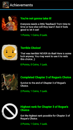Medieval Fantasy RPG (Choices Game) 4.9 screenshots 5