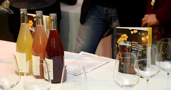 2019-02-27 ExpoCook Wine to Beer-La birra fatta con l'uva