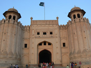 Photo: 13. Lahore, Royal Fort