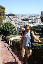 Photo: Me at Lombard Street
