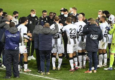 """Le Sporting de Charleroi n'a """"plus le choix"""": """"Mais rien n'est joué et on ne lâchera rien"""""""