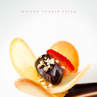 Milano Cookie Tuile Recipe