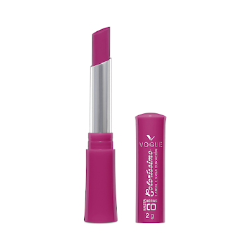 Labial en Barra Vogue Colorissimo Larga Duración Disco Reno 2GR