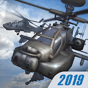 Modern War Choppers: Wargame Shooter PvP Warfare MOD APK 0.0.5 (Mega Mod)