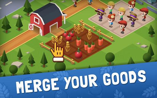 Idle Farm Tycoon - Merge Simulator 0.8 screenshots 9