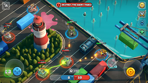 Pico Tanks: Multiplayer Mayhem modavailable screenshots 7