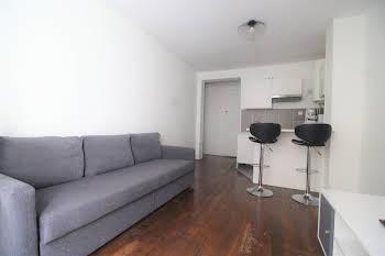 Studio meublé 28 m2