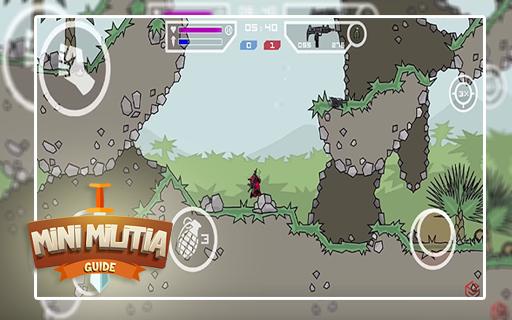 Télécharger Gratuit Hints For Mini Militia Doodle Army 2020 APK MOD (Astuce) screenshots 4