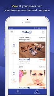 Nistapp Consumer - náhled