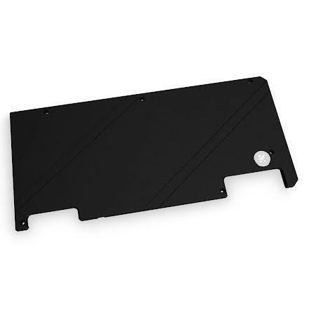EK bakplate for EK-Quantum Vector Strix RTX 3070/3080/3090 Backplate - Black