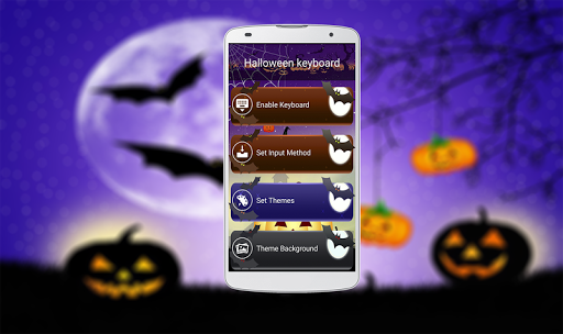 Halloween Keyboard Theme 2015