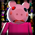 Piggy Scary School Game ! icon