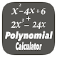 Polynomial Calculator Download for PC Windows 10/8/7