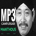 MP3 Campursari Manthous icon