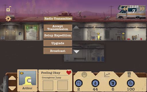 Sheltered - screenshot