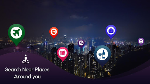 GPS, Maps, Navigations & Route Finder 1.8 screenshots 4