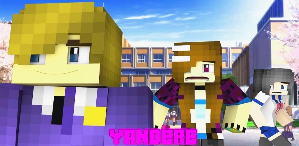 Download Skins Pack Of Yandere For MCPE APK Latest Version App For - Skin para minecraft pe yandere