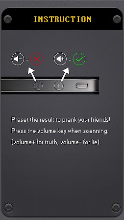 Lie Detector Test Free Prank 1.1 screenshot 636557