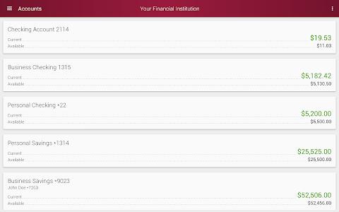 Consumers National Bank screenshot 5