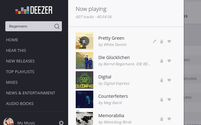 Deezy Deezer Enhancer