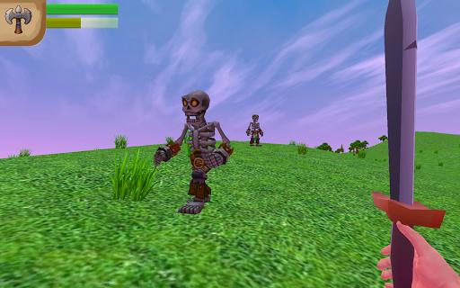Wildbox: Survival Lands 0.1.1b gameplay   by HackJr.Pw 8