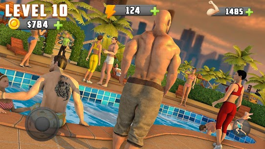 Gym Workout Fitness Tycoon 3D: Mod Apk [Latest] Download for Android 4