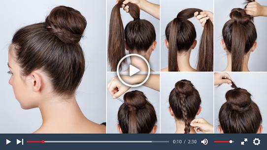 Pasos de peinados 3